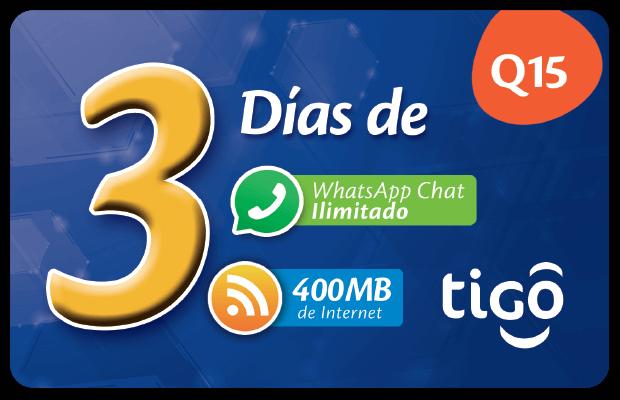 Prepago Paquetigos De Internet Tigo Guatemala