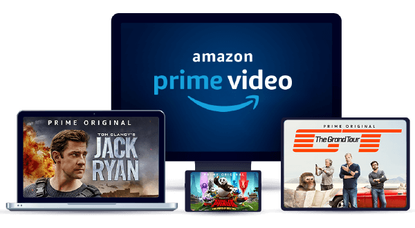 No seas el último en disfrutar de Amazon Video